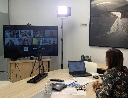 Encuentro virtual del Colegio de Ingenieros de Caminos, Canales y Puertos potenció a Chile como destino laboral